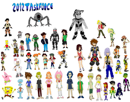 2012 Task Force by tomyucho