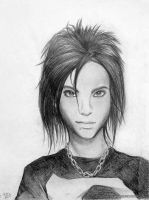 Bill Kaulitz by Chris-Blue