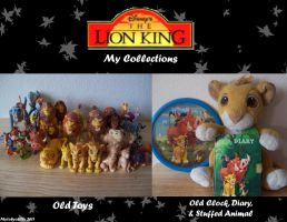 My Lion King Collections by Mytokyokitty