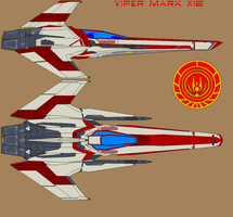 VIPER  XII scarlet by bagera3005