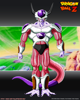 Frieza 2nd  V2 SFN by Seiya-Dbz-Fan