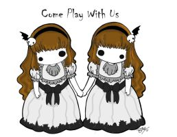 Come Play With Us by Shanachie-fey