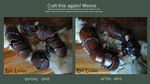 Draw (Craft) This Again! Meme: SCA Gauntlets by Epic-Leather