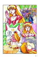 Sailor Moon: Evolution Act 1, page 3 by LordMars
