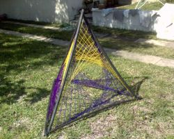stringart pyramid by cl502