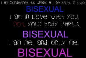 I Am Bisexual by LoeyBearCanFly