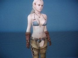 Fiona - Texas Cowgirl by demoness