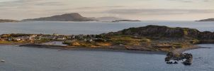 Easdale, Scotland by JakeSpain