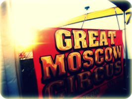 The Great Moscow Circus 2 by monstatofu2011