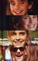Emma's smiles by aboutallfamous