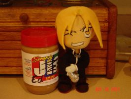 Simply Edward Elric -PLUSHIE- by HarmoniousChantel