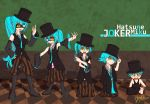 Hatsune Miku - Joker (Age Regressing) by Daske-san