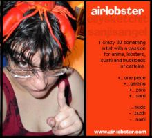 I am the Lobster ID by airlobster