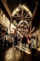 The Gold Souk by AnthonyPresley