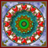 QH-20170213-Fun-With-Hearts-Mandala-v7 by quasihedron