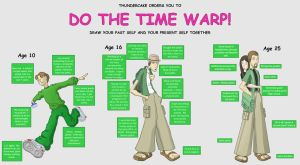 Do the time warp by Shegon