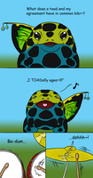 CotW13 - odd puns are odd XD by Master-Kankuro