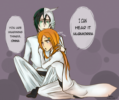 I Can Feel It Too by keitoz