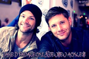 Jared and Jensen by LiFaAn