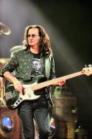Rush:  Geddy Lee II by basseca