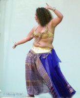 Belly Dancer by Charlie-C-M