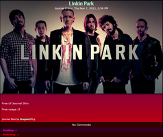 Linkin Park Skin by DragonA7X