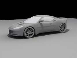 Lotus Evora No.3 by rockgem3d