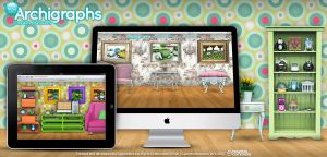 New Archigraphs web site by Cyberella74