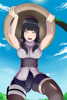 Welcome home Hinata by godvore