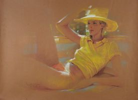 yellow, 2004 by ahgun