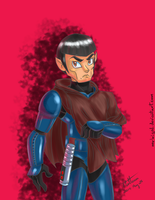 Master Spock by MrBIGAL