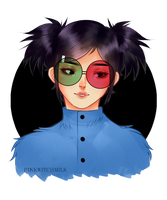 noodle by PinkWitchMilk