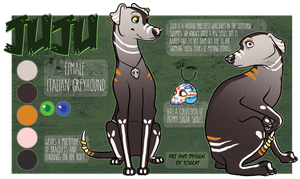 Juju Ref by Toucat