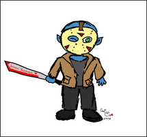 JasonVoorhees by VincentSharpe