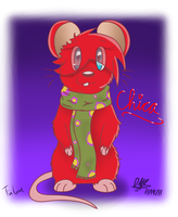 ::Mouse Chica:: by tinluva