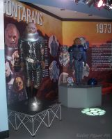 Dr Who Exhibition by Shirley-Agnew-Art