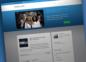 Kreativ - Free WP Theme by Dannci