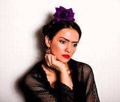 Remembering Frida Kahlo by Angelhand
