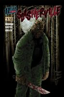 Slasherville Cover by powerbomb1411