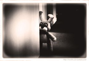 Five Nights At Freddy's - Bonnie Night Activitie by roobbo