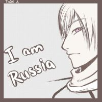 APH: I'm Russia by Tayo-kun