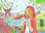 Chaperon Rouge by JujuX-Snow