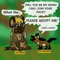Adoption Beggar by The-Smile-Giver