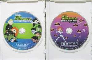 The 'Kim Possible' Movies by MetroXLR99
