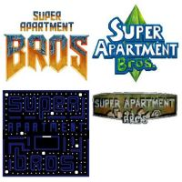 Super Apartment Bros. by pyro-helfier