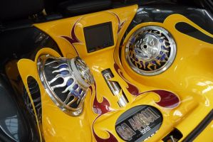 Airbrush Opel Astra HiFi by theTobs
