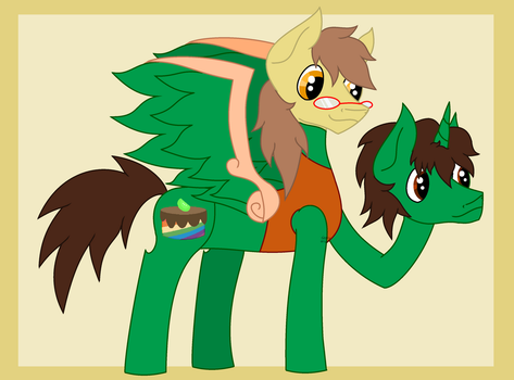 Ferb D. Tart (Twin RP) by TheFerbguy