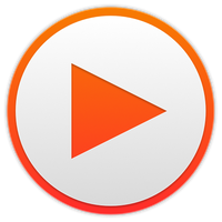 VLC Player Icon (Yosemite Style) by macOScrazy