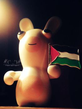 For palestine by HitchHiker2Heaven