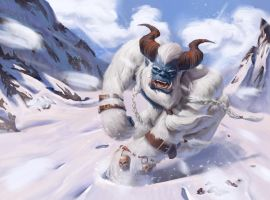 Yeti Charge by Izzual
